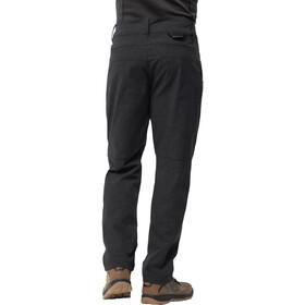 Jack Wolfskin Winter Travel Pantalon Homme, black